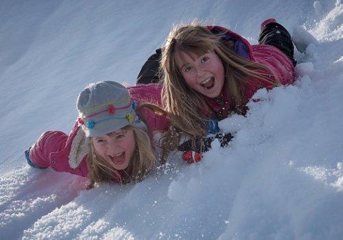 Séjour neige avec la SPL Enfance en Pays Mornantais