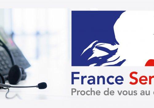 L'Espace France Services reste ouvert durant le confinement